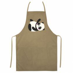 Цветной фартук Little panda