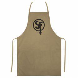 Кольоровий фартух Logo Sally Face