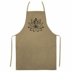 Кольоровий фартух Lotus yoga