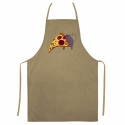 Цветной фартук Love Pizza 2