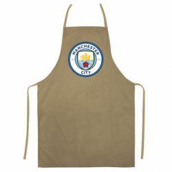 Кольоровий фартух Manchester City