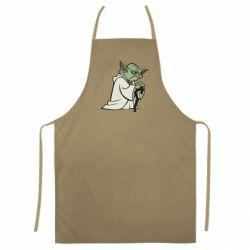 Кольоровий фартух Master Yoda