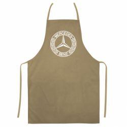Кольоровий фартух Mercedes Логотип