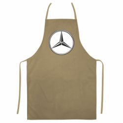 Кольоровий фартух Mercedes