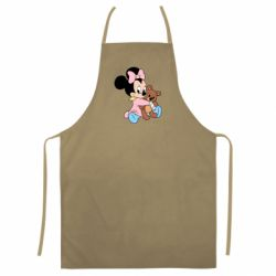 Кольоровий фартух Minnie And Bear