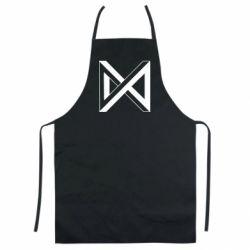 Кольоровий фартух Monsta x simbol