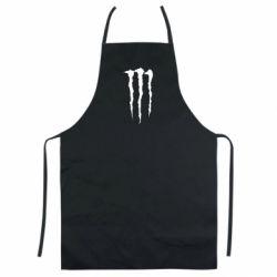 Кольоровий фартух Monster Energy Stripes 2