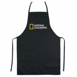 Цветной фартук National Geographic logo