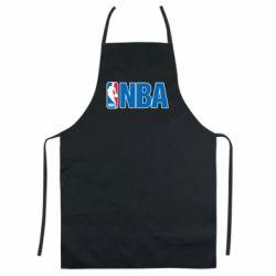 Цветной фартук NBA Logo