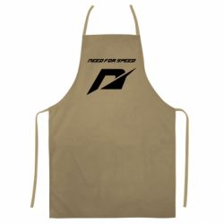 Цветной фартук Need For Speed Logo