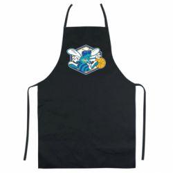 Кольоровий фартух New Orleans Hornets Logo