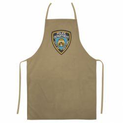 Кольоровий фартух New York Police Department
