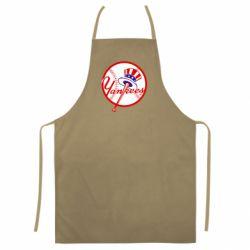 Кольоровий фартух New York Yankees