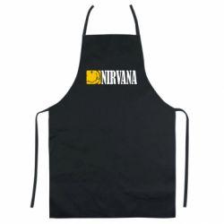 Цветной фартук Nirvana смайл