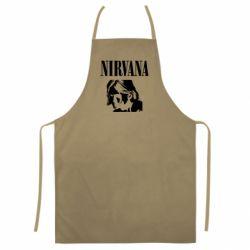 Кольоровий фартух Nirvana
