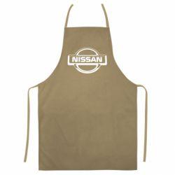 Кольоровий фартух Nissan Логотип