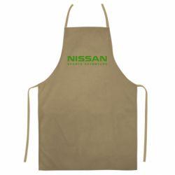 Кольоровий фартух Nissan Sport Adventure