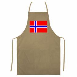 Кольоровий фартух Норвегія