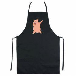 Кольоровий фартух Pig dab