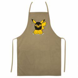 Кольоровий фартух Pikachu in balaclava