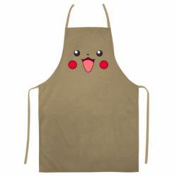Цветной фартук Pikachu Smile