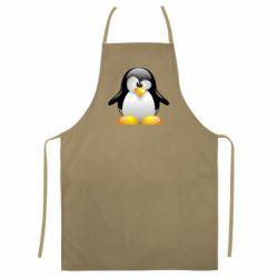 Кольоровий фартух Пінгвін