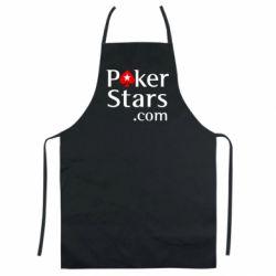 Цветной фартук Poker Stars