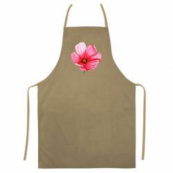 Цветной фартук Poppy flower