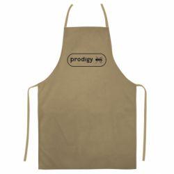 Кольоровий фартух Prodigy Логотип
