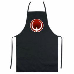 Кольоровий фартух Quake Logo