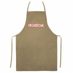Цветной фартук Roblox logo