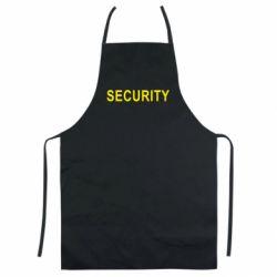Цветной фартук Security