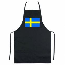Кольоровий фартух Швеція