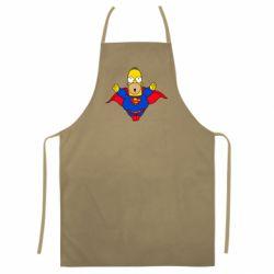 Цветной фартук Simpson superman
