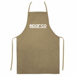 Цветной фартук Sparco