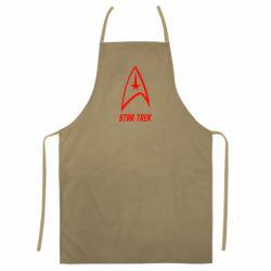 Кольоровий фартух Star Trek