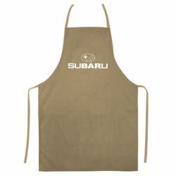 Цветной фартук Subaru