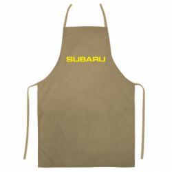 Кольоровий фартух Subaru