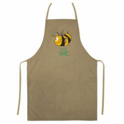 Цветной фартук Сумасшедшая пчелка