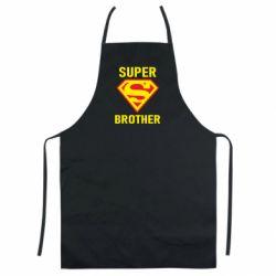 Цветной фартук Super Brother