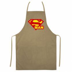 Цветной фартук Super Man