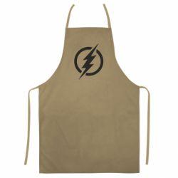 Кольоровий фартух Superhero logo