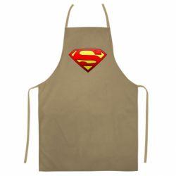 Цветной фартук Superman Logo