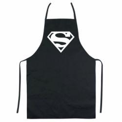 Цветной фартук Superman одноцветный