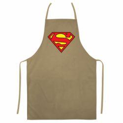 Цветной фартук Superman Symbol