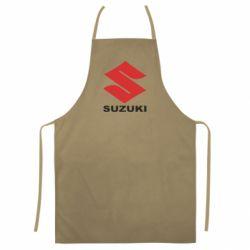 Кольоровий фартух Suzuki