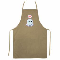 Цветной фартук Sweet Octopus