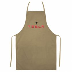Цветной фартук Tesla