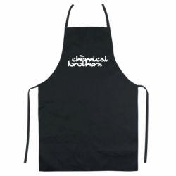Кольоровий фартух The Chemical Brothers logo
