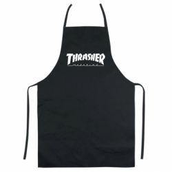 Кольоровий фартух Thrasher Magazine